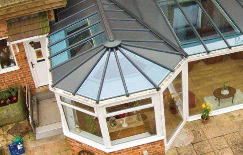 galería y ventanales en pvc