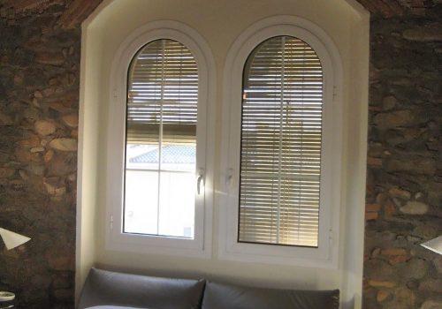 ventana restaurada